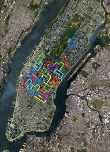 Visualizing-Manhattan-As-A-Tetris-Board