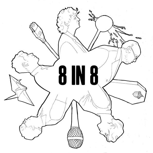 8in8: Kreativität und Arbeit