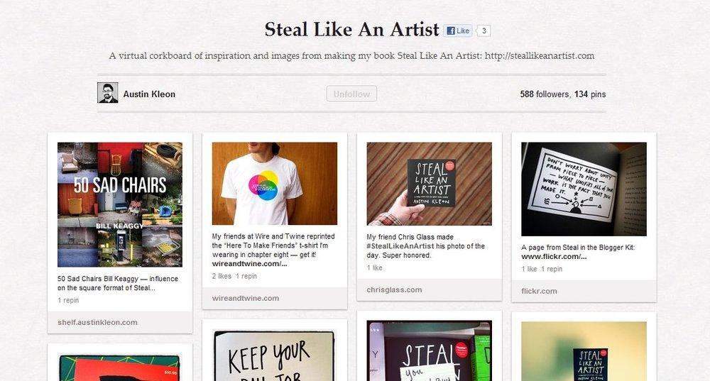 Storytelling mit Pinterest – ein Versuch #adelessalon
