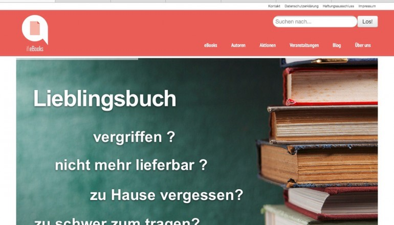 if eBooks. Gute Geschichten. Digital