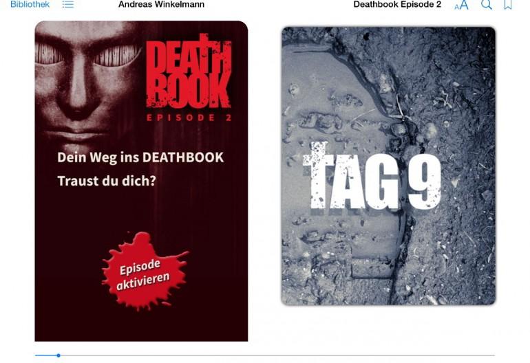 Deathbook - Andreas Winkelmann - rowohlt