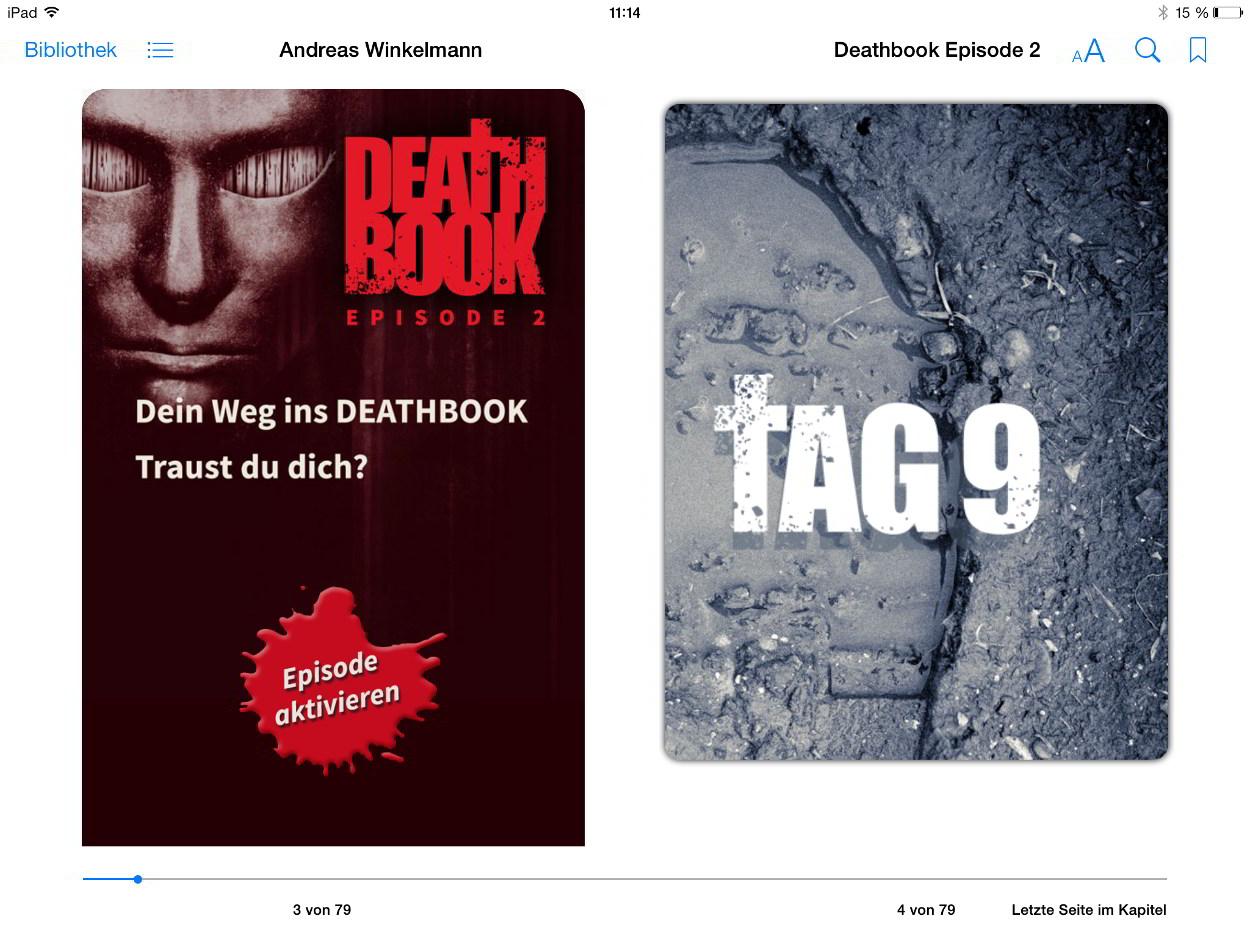 Buchapps: Deathbook