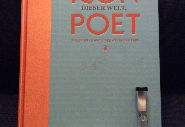 Storytelling-Workshop Vorbereitung mit Icon Poet - Verlag Hermann Schmidt Mainz