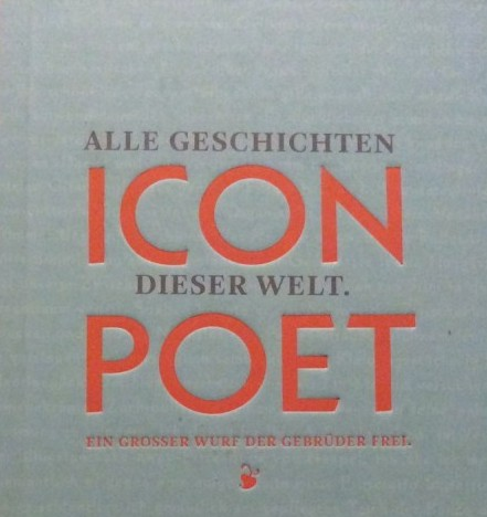 Storytelling-Tools: Icon Poet