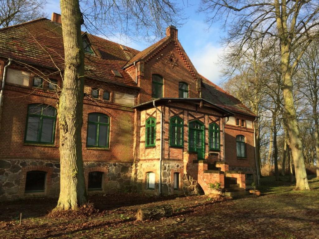 Schreib-Aschram Das Haus