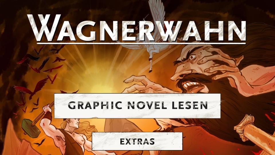 Buchapps: Wagnerwahn