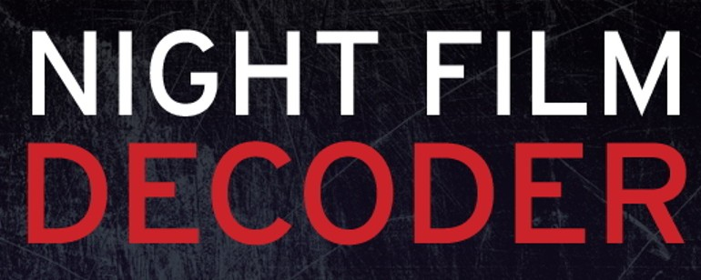 Night Film Decoder App Marisha Pessl