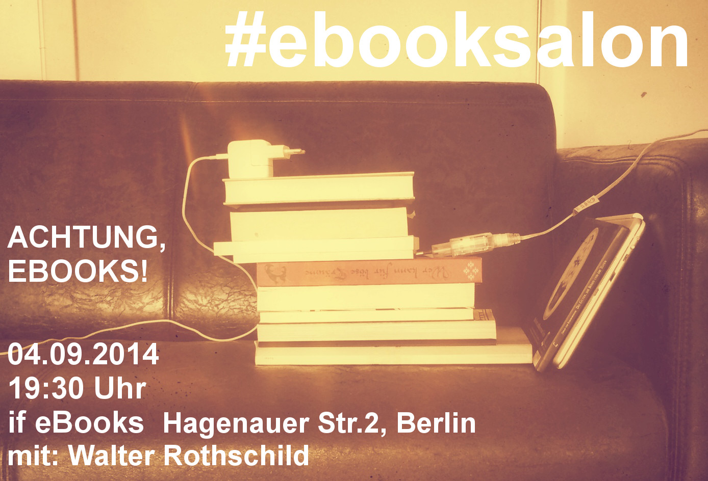 Buchbranche in Berlin #bookupDe #ebooksalon …